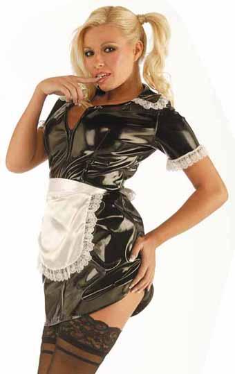 robe de soubrette pour travesti homme soubrette ou pour. Black Bedroom Furniture Sets. Home Design Ideas