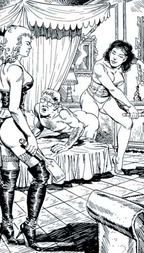 sex dessin maitresse dominatrice lyon